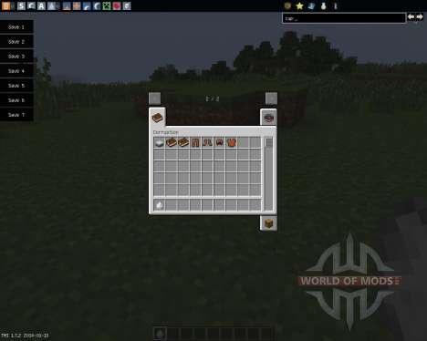 Corruption [1.7.2] para Minecraft