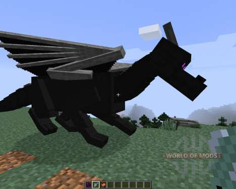 Dragon Mounts [1.7.2] para Minecraft