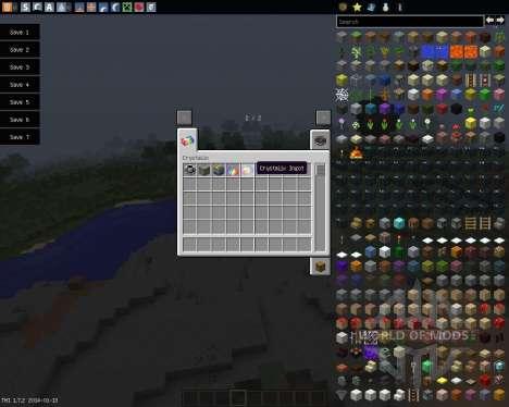 Crystalix [1.7.2] para Minecraft