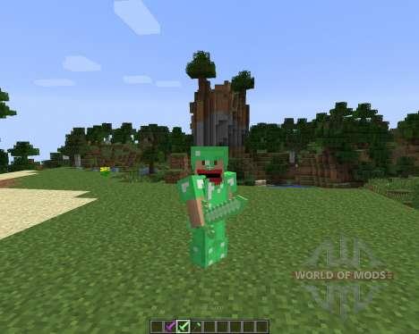 Better Armor 2 [1.7.2] para Minecraft