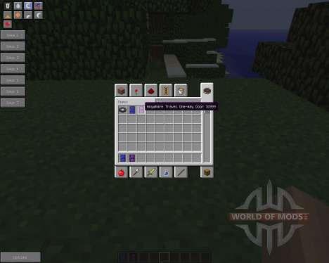 Mystery Doors [1.5.2] para Minecraft