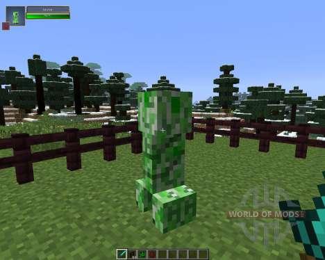 Damage Indicators [1.6.4] para Minecraft