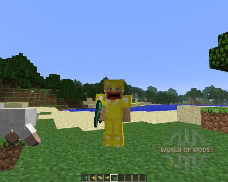 Ultimate Tools [1.6.4] para Minecraft