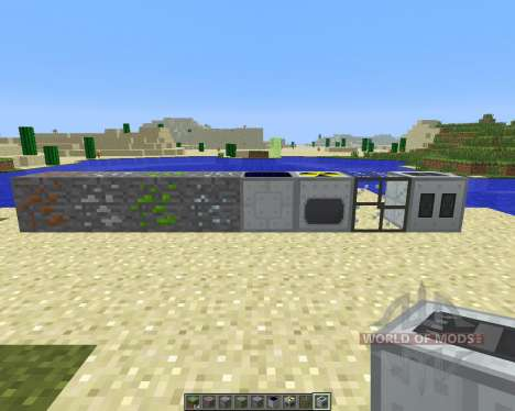 Industrial Craft 2 [1.6.4] para Minecraft