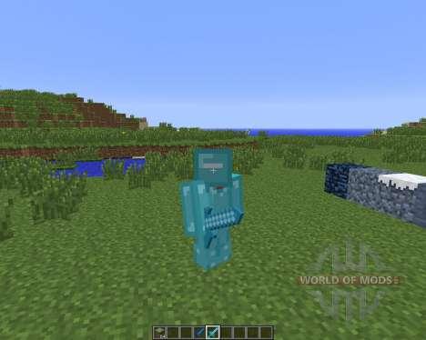 Glacia Dimension [1.6.4] para Minecraft