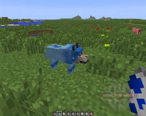 More Wolves [1.6.4] para Minecraft