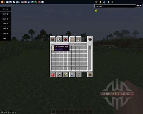 Glowstone Wire [1.7.2] para Minecraft