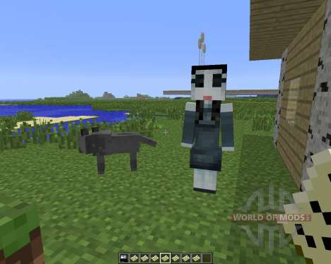 CreepyPastaCraft Revived [1.6.4] para Minecraft