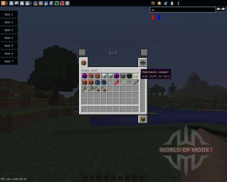 Gizmos [1.6.4] para Minecraft