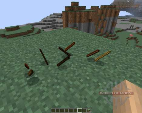 Harry Potter Wands [1.7.2] para Minecraft