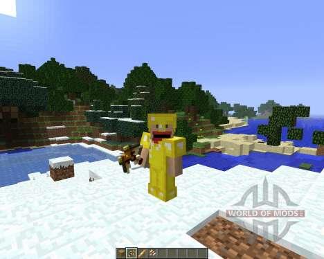 Crazy Pumpkin Mobs [1.6.4] para Minecraft