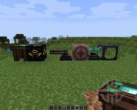Extra Utilities [1.7.2] para Minecraft