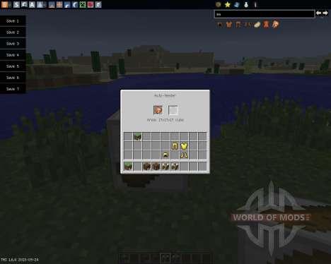 AutoFood [1.6.4] para Minecraft