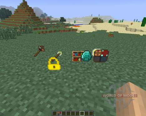 Simple Portables [1.6.4] para Minecraft