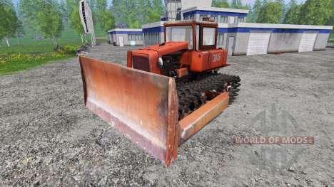 DT-75 bosque para Farming Simulator 2015