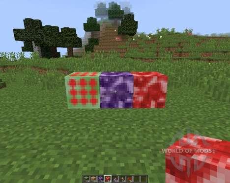 Bacteria [1.8] para Minecraft