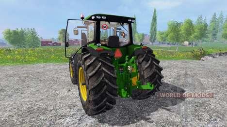 John Deere 8310R para Farming Simulator 2015