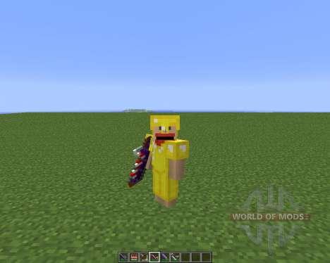 QuiverBow [1.6.4] para Minecraft
