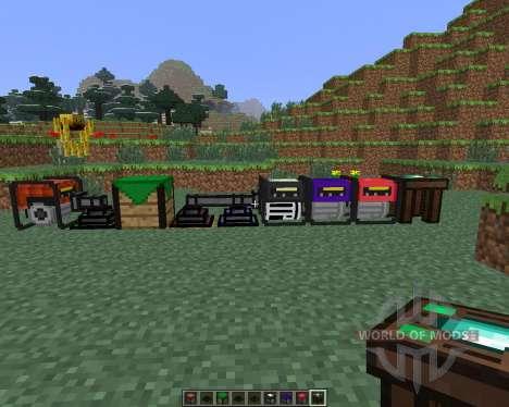 Extra Utilities [1.6.4] para Minecraft