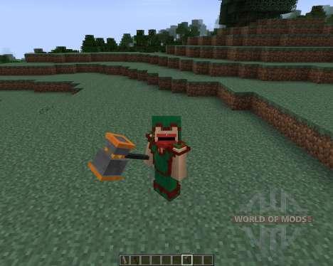 Rpg Inventory [1.7.2] para Minecraft