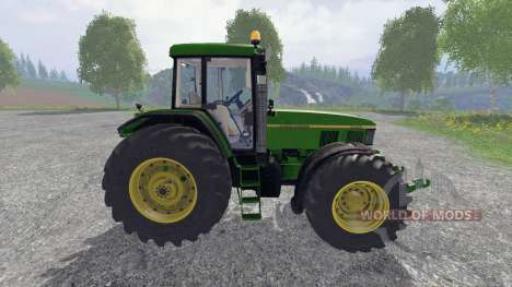 John Deere 7810 v2.0 [washable] para Farming Simulator 2015