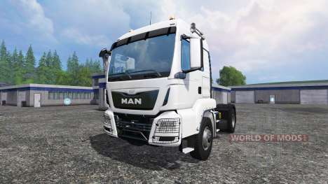 MAN TGS 18.440 v1.2 para Farming Simulator 2015