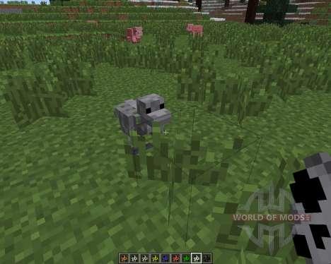 Mo Chickens [1.6.4] para Minecraft