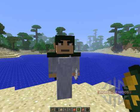 Lord of the Rings [1.5.2] para Minecraft