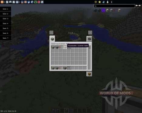 Chunk Analyzer [1.7.2] para Minecraft