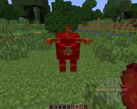NetherX [1.6.4] para Minecraft