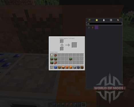 Amberoguia [1.8] para Minecraft