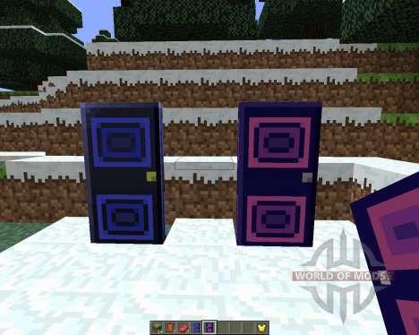 Mystery Doors [1.6.4] para Minecraft