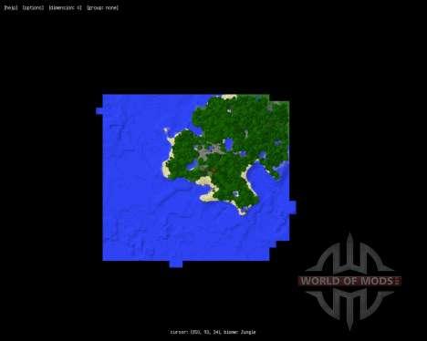 MapWriter [1.5.2] para Minecraft