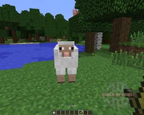 Lambchops  [1.6.4] para Minecraft