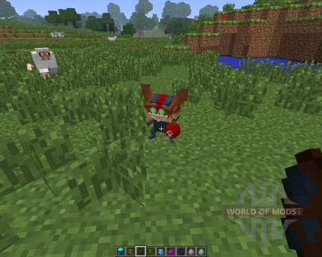 League of Legends [1.6.4] para Minecraft