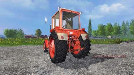 MTZ-80 v3.2 para Farming Simulator 2015