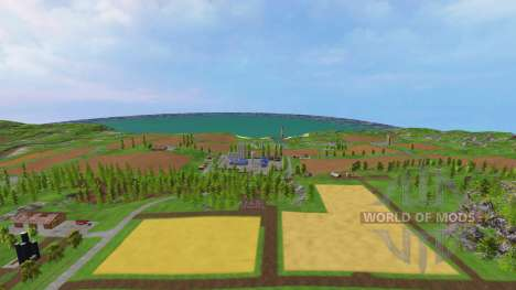 Desempañado para Farming Simulator 2015