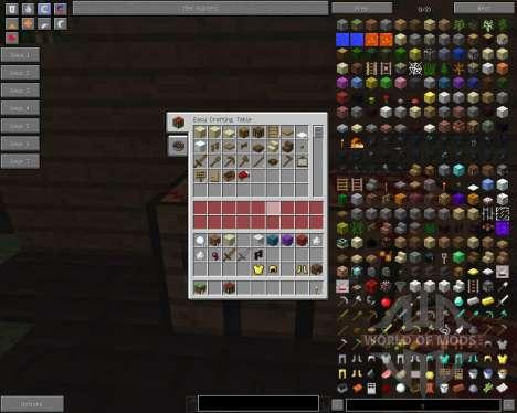 Easy Crafting [1.5.2] para Minecraft