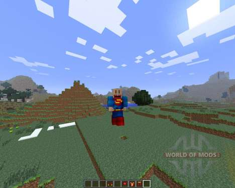 Superheroes Unlimited [1.6.4] para Minecraft