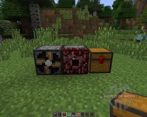 Trapcraft [1.7.2] para Minecraft