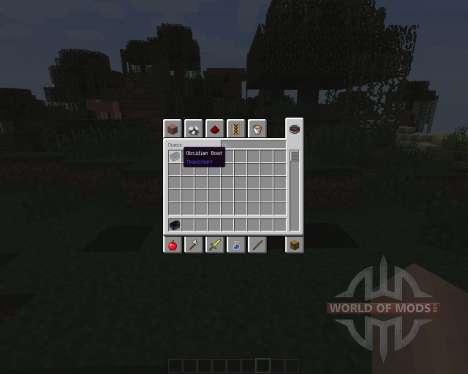 Obsidian Boat [1.7.2] para Minecraft