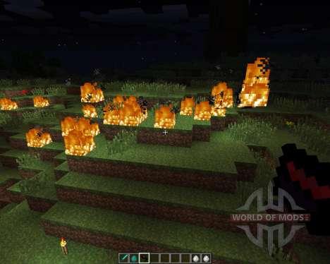 FireGun [1.6.2] para Minecraft