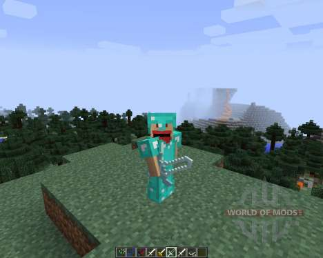 More Swords [1.7.2] para Minecraft