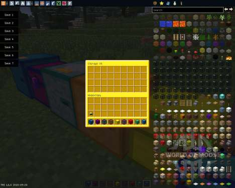 XtraBlocks [1.6.4] para Minecraft