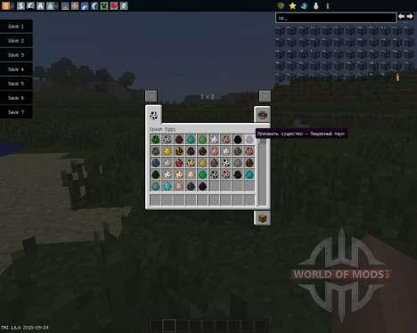 Better Spawn Eggs [1.6.4] para Minecraft