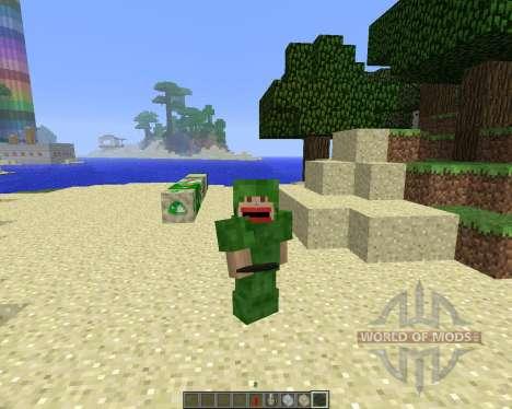 WarStuff [1.5.2] para Minecraft