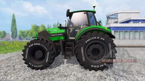 Deutz-Fahr Agratron 7250 The Beast para Farming Simulator 2015