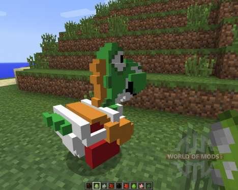 Super Mario [1.7.2] para Minecraft