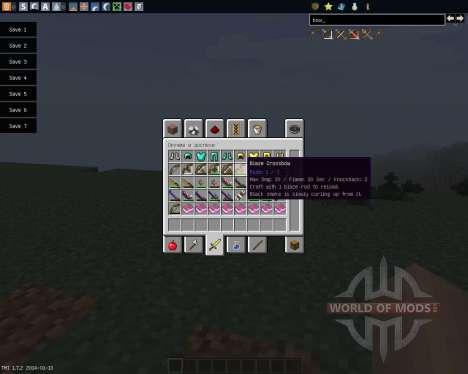 QuiverBow [1.7.2] para Minecraft