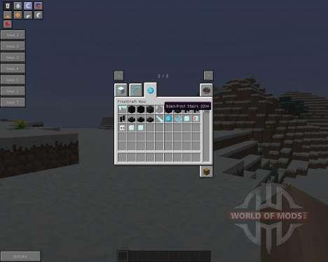FrostCraft (Frozen) [1.5.2] para Minecraft